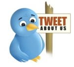 keep up with my tweets!